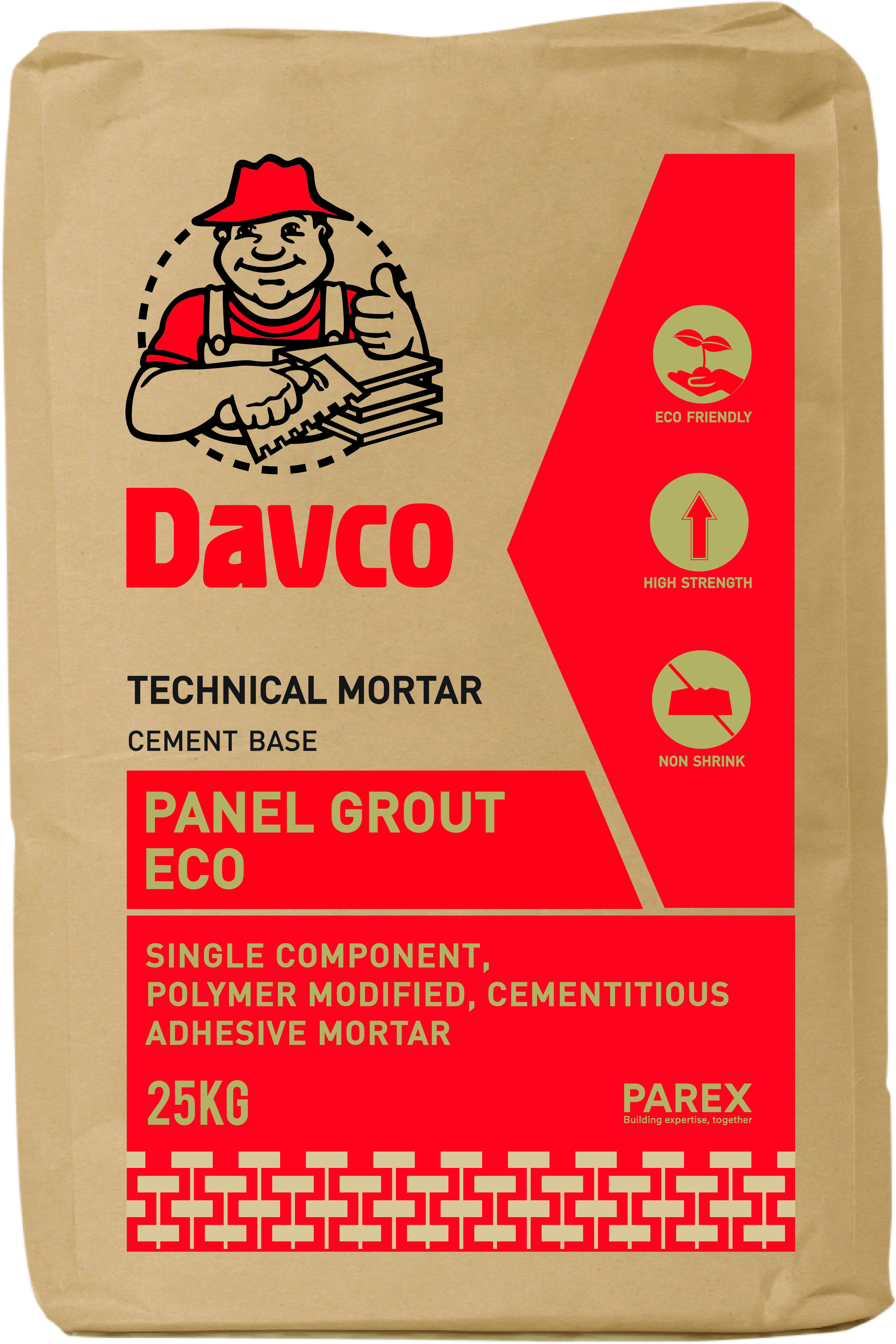 Davco Panel Grout ECO