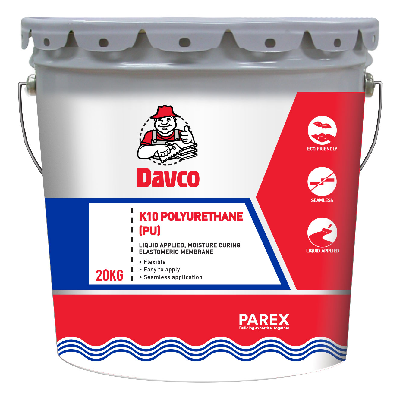 Davco K10 Polyurethane (PU) Technical Specification