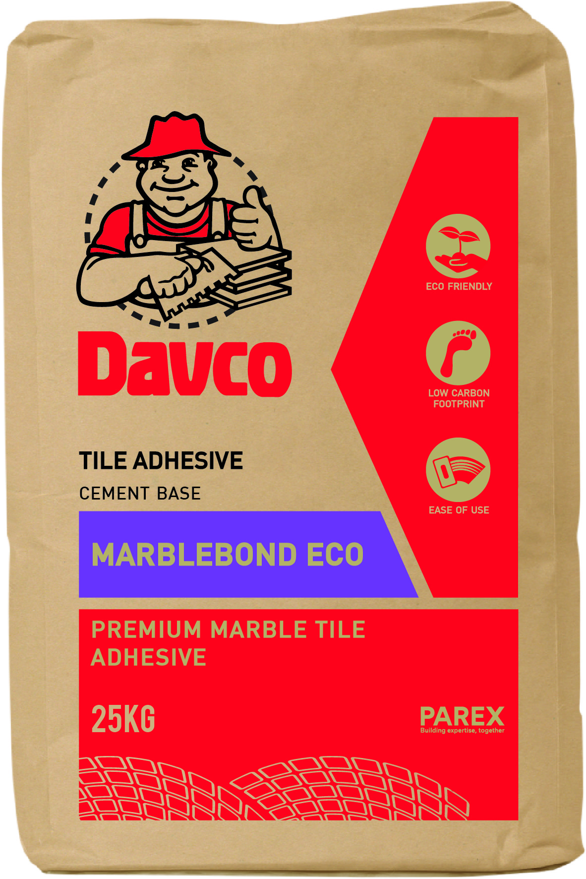 Davco Marblebond ECO Technical Specification