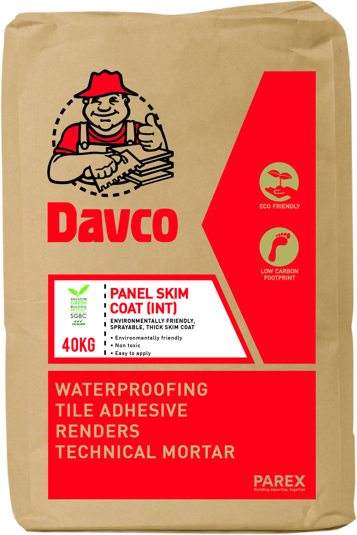 Davco Panel Skim Coat (Internal)