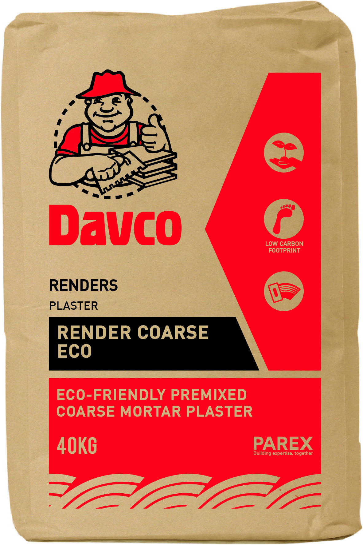 Davco Render Coarse ECO