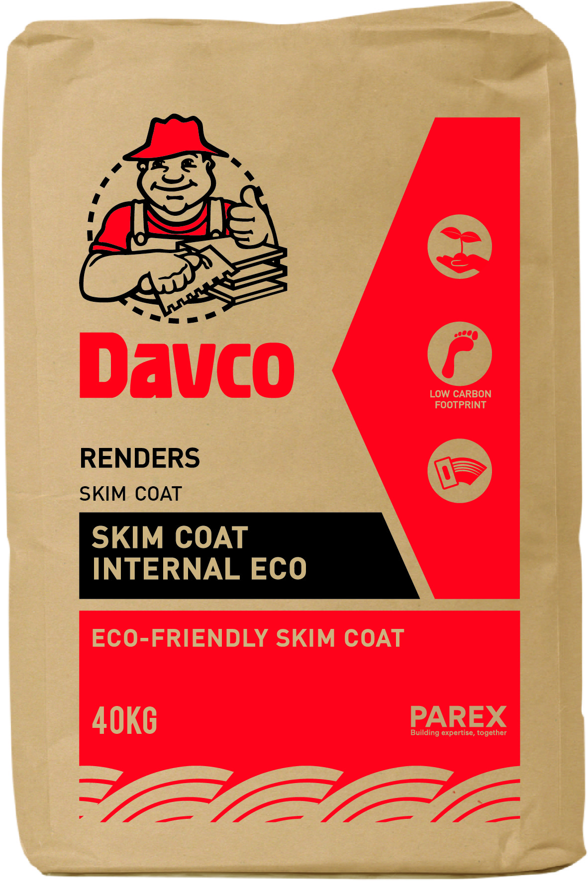 Davco Skim Coat (Internal) ECO