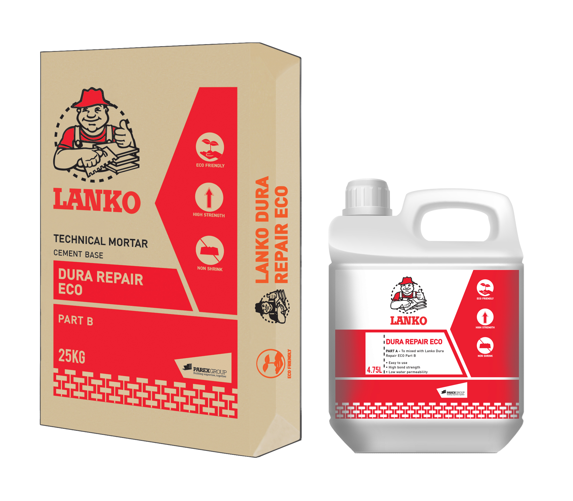 Lanko Dura Repair ECO