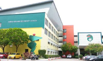 Ahmad Ibrahim Secondary School
